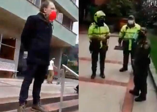 ¿Policías iban a quedarse con dinero que hombre halló en cajero? Institución responde
