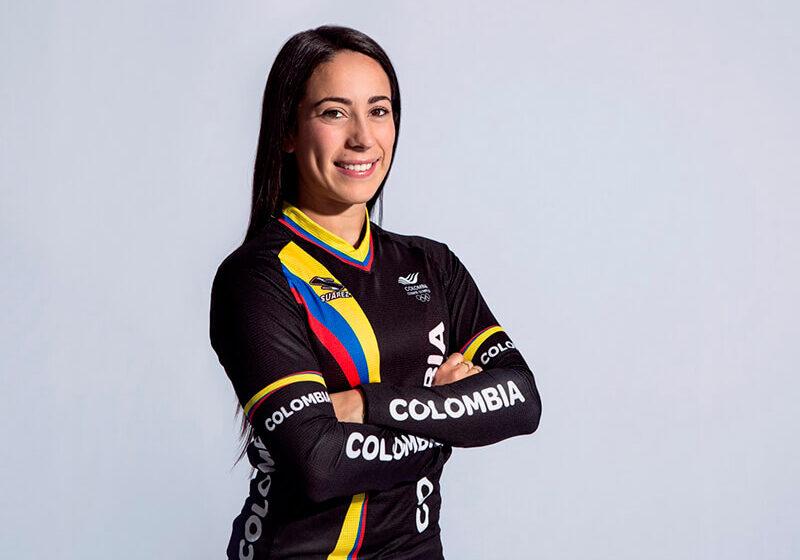 Mariana Pajón fue cuarta en el Mundial de BMX en Papendal