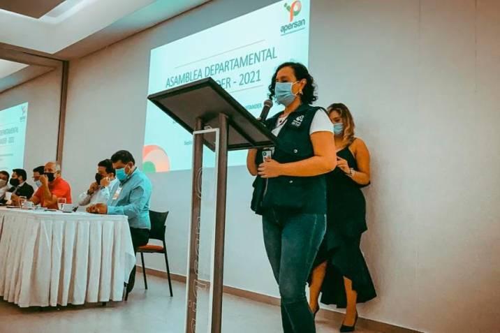 Segunda asamblea de la asociación de personeros del departamento se realizó en San Gil