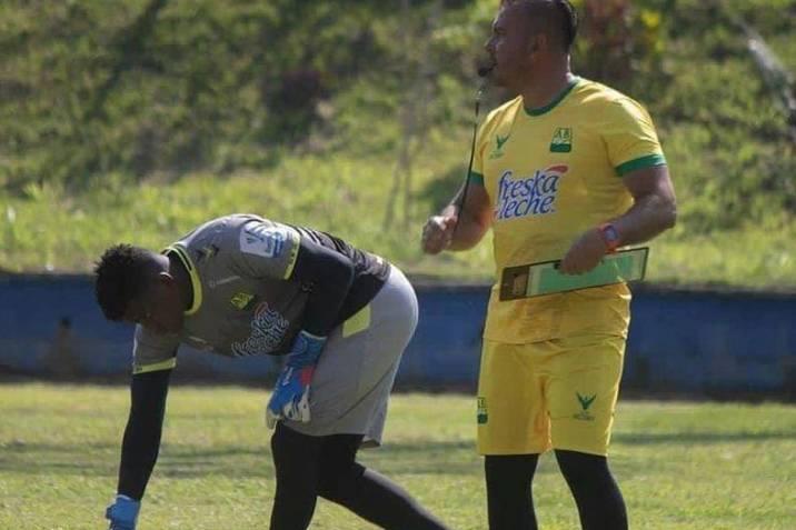Nuevo cuerpo técnico en el Atlético Bucaramanga
