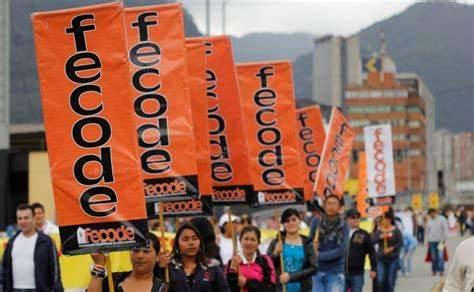 Fecode anunció que el próximo martes, 28 de septiembre, llevará a cabo una nueva marcha
